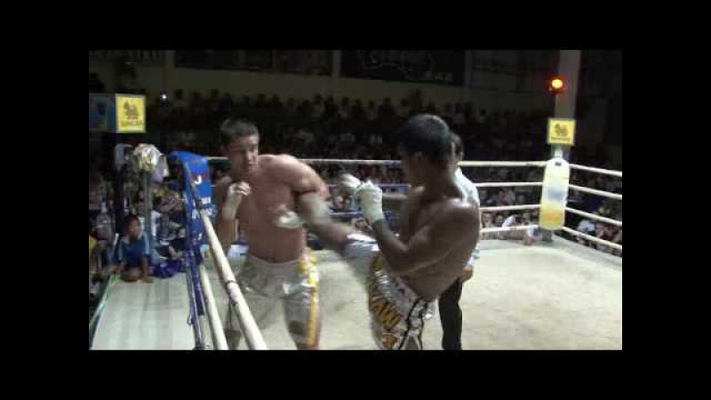 Buakaw vs. Ramazan Exhibition fight