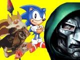 Nerd Wars WTF 2 Snarf, Ewoks, Dr Doom, Flash, Sonic and more