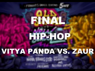 FDC B-day - Битва за Стиль - FINAL HIP-HOP - Zaur vs Vitya Panda