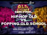FDC B day - Битва за Стиль - semi-final - Hip hop Old vs Popping Old School