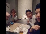 """키썸 R=VD Kisum c.o on Instagram: """"#일본 #언프리티랩스타 #공연끝 #감사합니다! #다음에또봐요!&#128"""