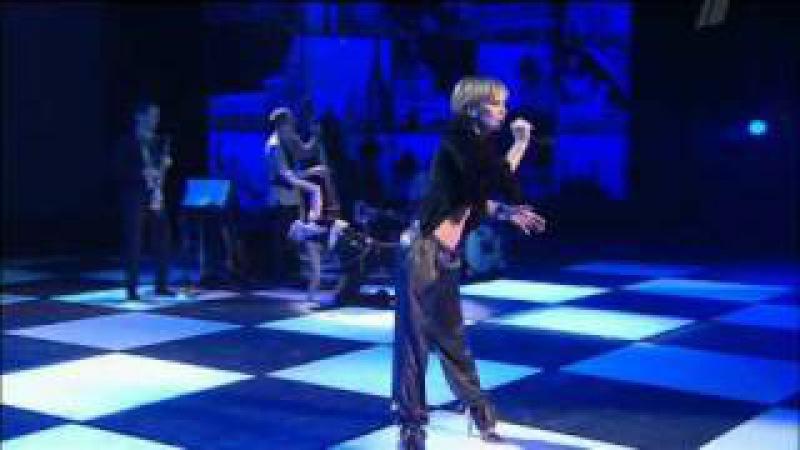 Patricia Kaas - Mademoiselle chante le blues - 8 March 2010