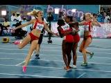 FINAL HD 4x800mts DAMAS IAAF WORLD RELAYS BAHAMAS 2015 USA WIN 8:00.62
