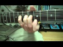 Nashuaguitar lesson : House of the Rising Sun, solo, string bends