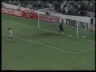 Gol de Placa de Marcelinho Carioca - Santos 2 x 2 Corinthians - Paulistão 1996