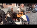 David and Shekinah / Wild Wind of Freedom