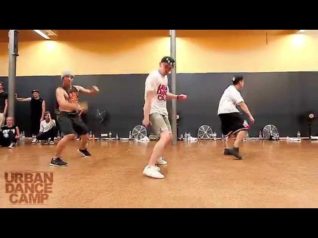 Snapbacks Tatoos Scott Forsyth ft. Brian Puspos Mike Song Choreography URBAN DANCE CAMP