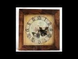 Как заработать на производстве настенных часов. Часть 1