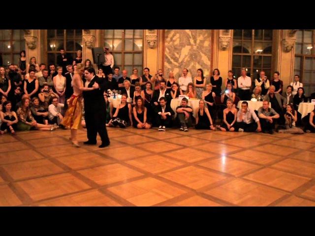 TANGOAMADEUS 2012, Alejandra Mantinan Aoniken Quiroga, Part 2