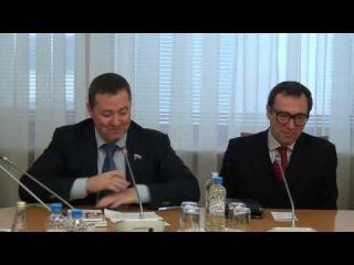 Встреча в ГД с представителями итальянских и российских школ