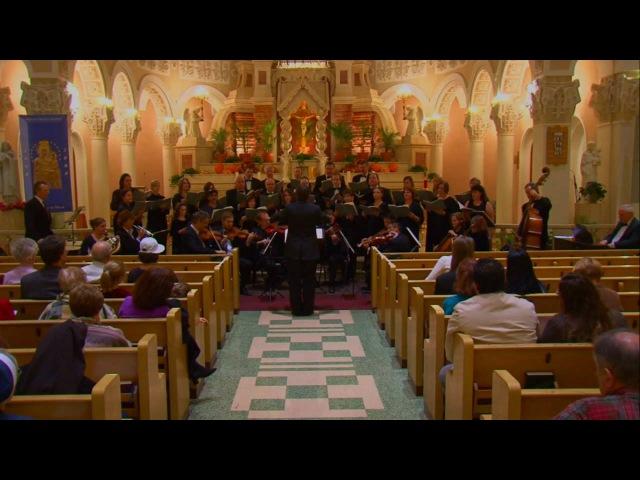 Cherubini's Requiem in C minor movement 6 Sanctus