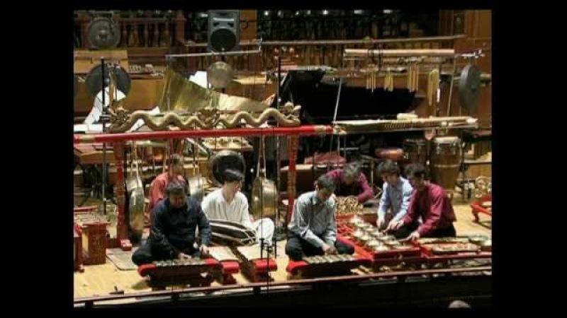 Indonesian gamelan medley from Java Sunda and Bali