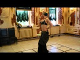 Svetlana Bulash performes at Shaktie's Tribal Party