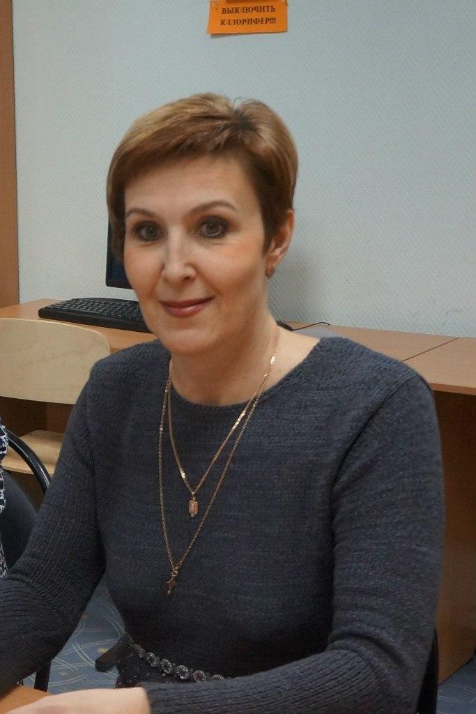 Быковская Татьяна Андреевна
