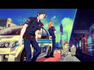 UtaPri ★ x Free! (ED crossover)