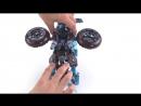 LEGO Chima 70145 Maulas Ice Mammoth Stomper review! Summer 2014