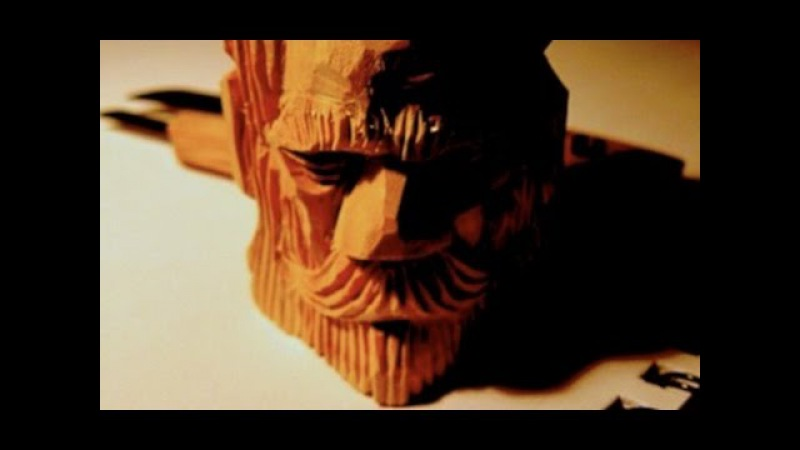 30 minute wood spirit carving Full How to carve a Face