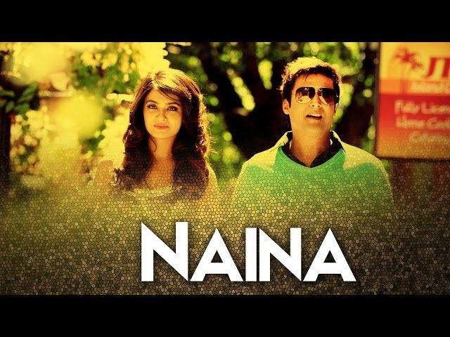 Naina   Hero 'Naam Yaad Rakhi'   Rahat Fateh Ali Khan   Full Music Video 2015