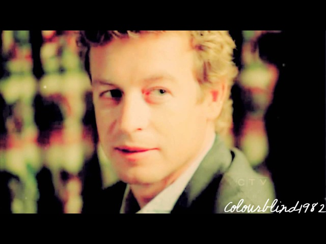 Patrick Jane It's not easy to be me The Mentalist Simon Baker