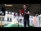 Презентація книги Сергія Жадана «Життя Марії» у Камянці-Подільському