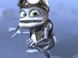 ПРИКОЛЬНЫЙ сумашедший лягушонок FUNNY crazy frog