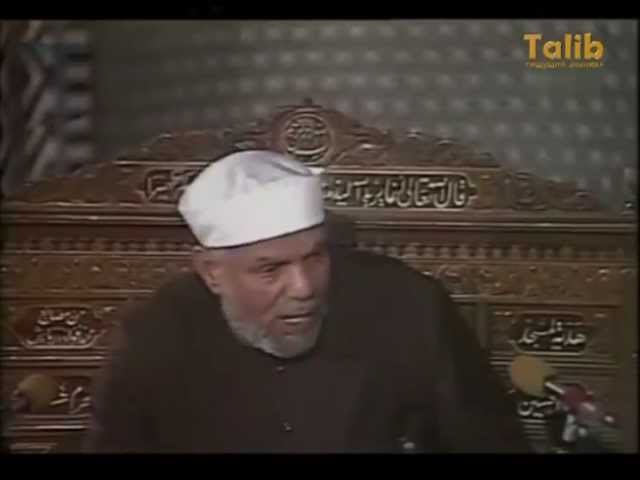 Кто такой Суфий? - Мутавали аш-Шаарави [Taalib.ru]