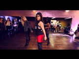 POWERFUL Major Lazer ft Ellie Goulding #PUMPfidence Choreography by @BrinnNicole