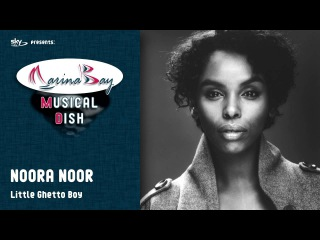 NOORA NOOR - Little Ghetto Boy