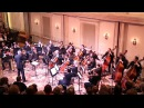 Камерный оркестр ГАБТ России (дир. Михаил Цинман) - Метаморфозы (15.11.2014; фрагмент; муз.: Richard Strauss)