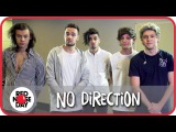 No Direction spoof One Direction for Red Nose Day