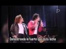 Michael Jackson - Beat it Subtitulado en español ( Live at Bucharest '92 [HD remastered] )