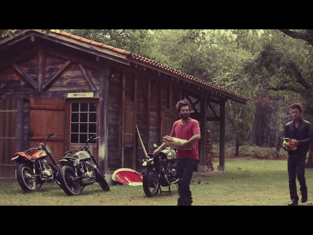 FRANKIE'S GUN - THE FELICE BROTHERS - RIDING SEPTEMBER (OFICIAL VIDEO)