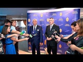 Заседание Совета министров внутренних дел государств - участников СНГ прошло в Минске