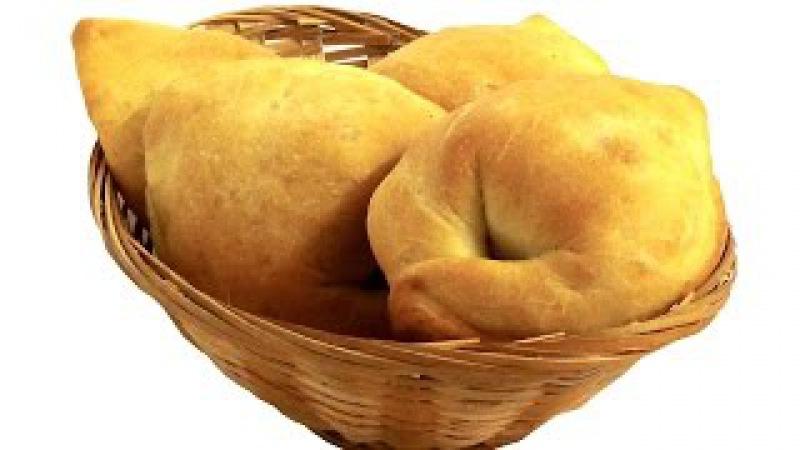 Хлеб-пельмениТortellini di pane от сестёр Симил