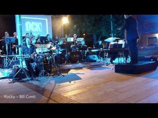 Savioli Movie Orchestra - Live Rocky & Rambo (Jerry Goldsmith - Bill Conti)