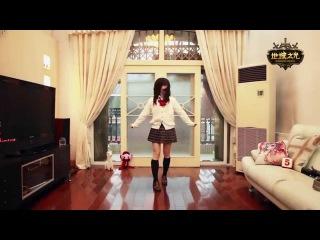 【ゆめめ】メグメグ☆ファイアーエンドレスナイトを踊ってみた