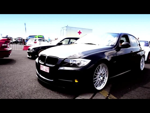 BMW Asphaltfieber 2013 world biggest BMW meeting free DVD Preview