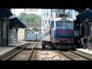 Железная дорога Электровоз ЧС4 061 Pociąg do Kijowa