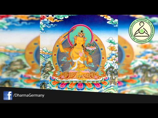 Manjushri Mantra   Om Ah Ra Pa Tsa Na Dhi
