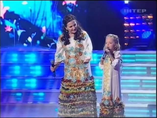 Нина Матвиенко и Анастасия Петрик