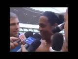 Ronaldinho - Estão deixando sonhar!