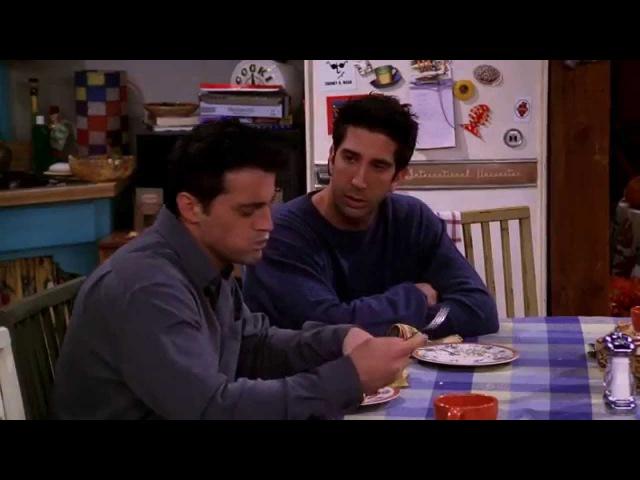 Джо понравился десерт Рэйчел Эпизод 9 Сезон 6