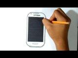 как рисовать  телефон
