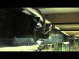 Самодельные подъёмно-поворотные ворота для гаража