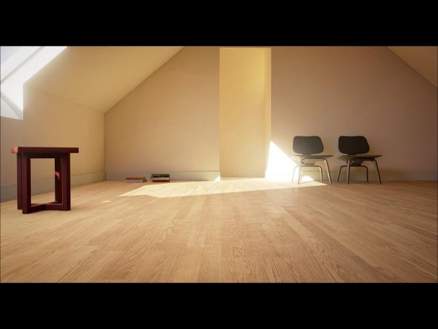 UE4Arch.com - Wooden Floor Materials