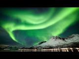Magnificent Aurora Borealis. Arctic Lightscapes Time-lapses.