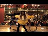 Nicki Minaj - Anaconda - Choreography by Tricia Miranda ft @kaelynnharris @nickiminaj @timmilgram