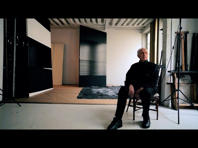 """""""Pierre Soulages: Outrenoir"""" by Barbara Anastacio - NOWNESS presents"""