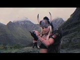 Kung Fury (Official Movie Russian Old School Voice Over LE-Production) HD