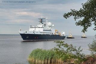 """кораб """"Янтар"""""""